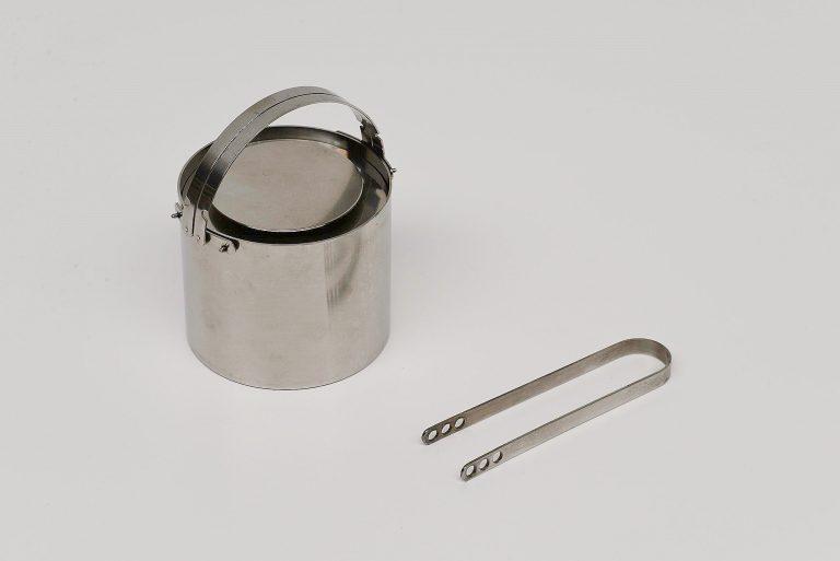 Arne Jacobsen Cylinda line Ice bucket Stelton 1967