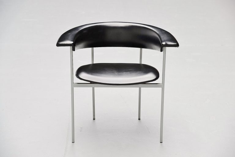 Rudolf Wolf Meander Gamma chair Holland 1962