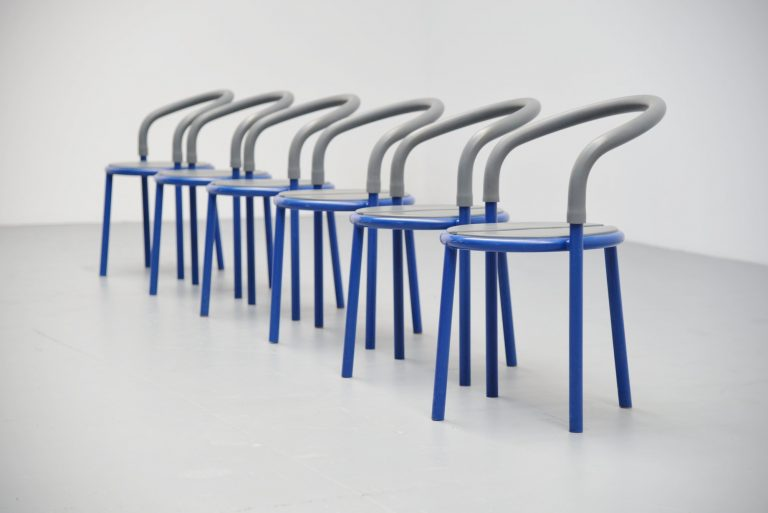 Fritz Hansen Pelikan garden chairs 1990