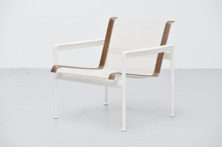 Richard Schultz garden lounge chair Knoll International 1966