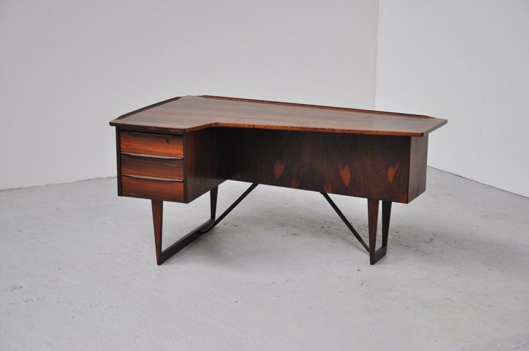 Lovig desk by Peter Lovig Nielsen 1956