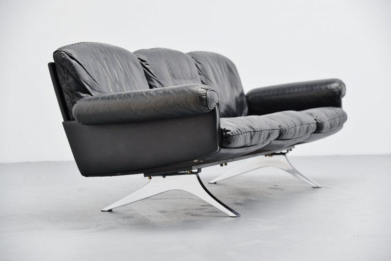 De Sede DS31 sofa 3 seater Switzerland 1970