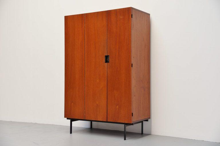 Pastoe wardrobe KU10 by Cees Braakman 1958