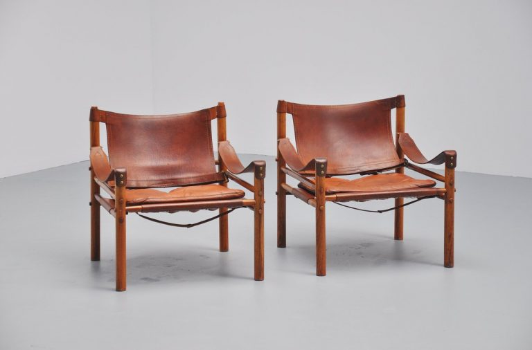Arne Norell Sirocco chairs Sweden 1964