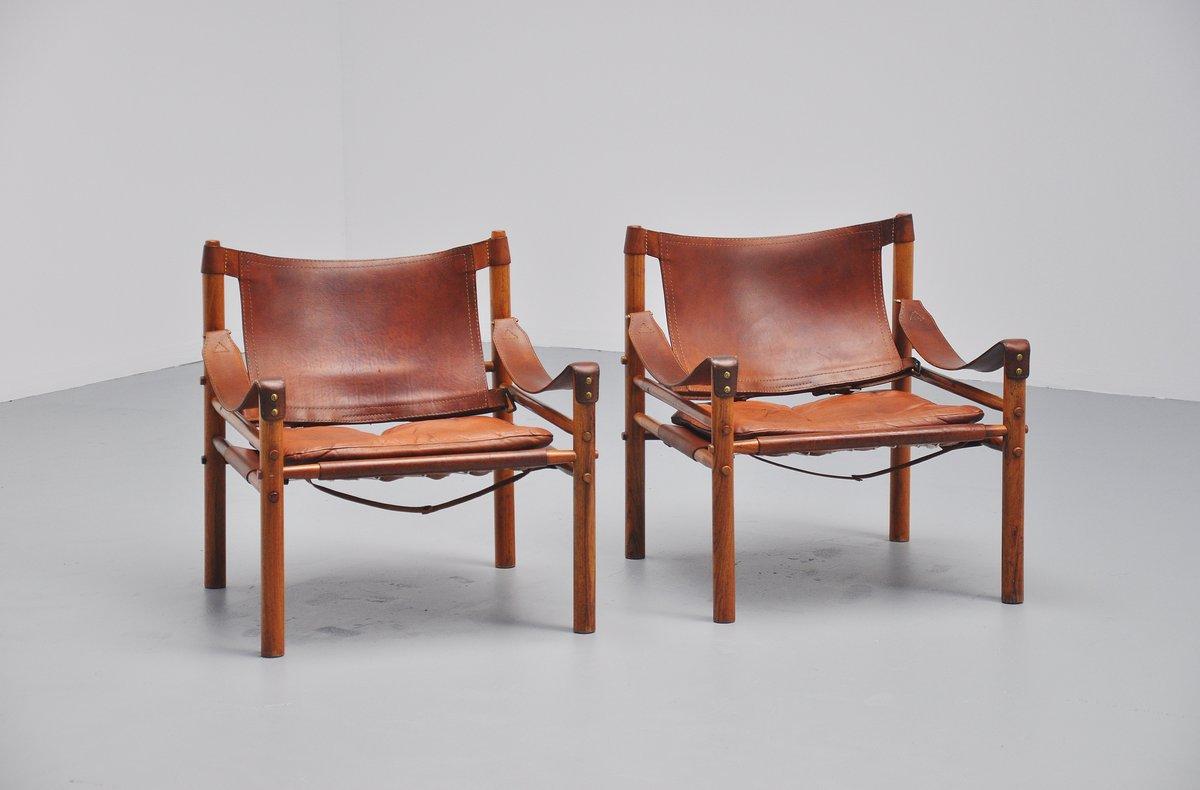 Arne Norell Sirocco Chairs Sweden 1964 Massmoderndesign