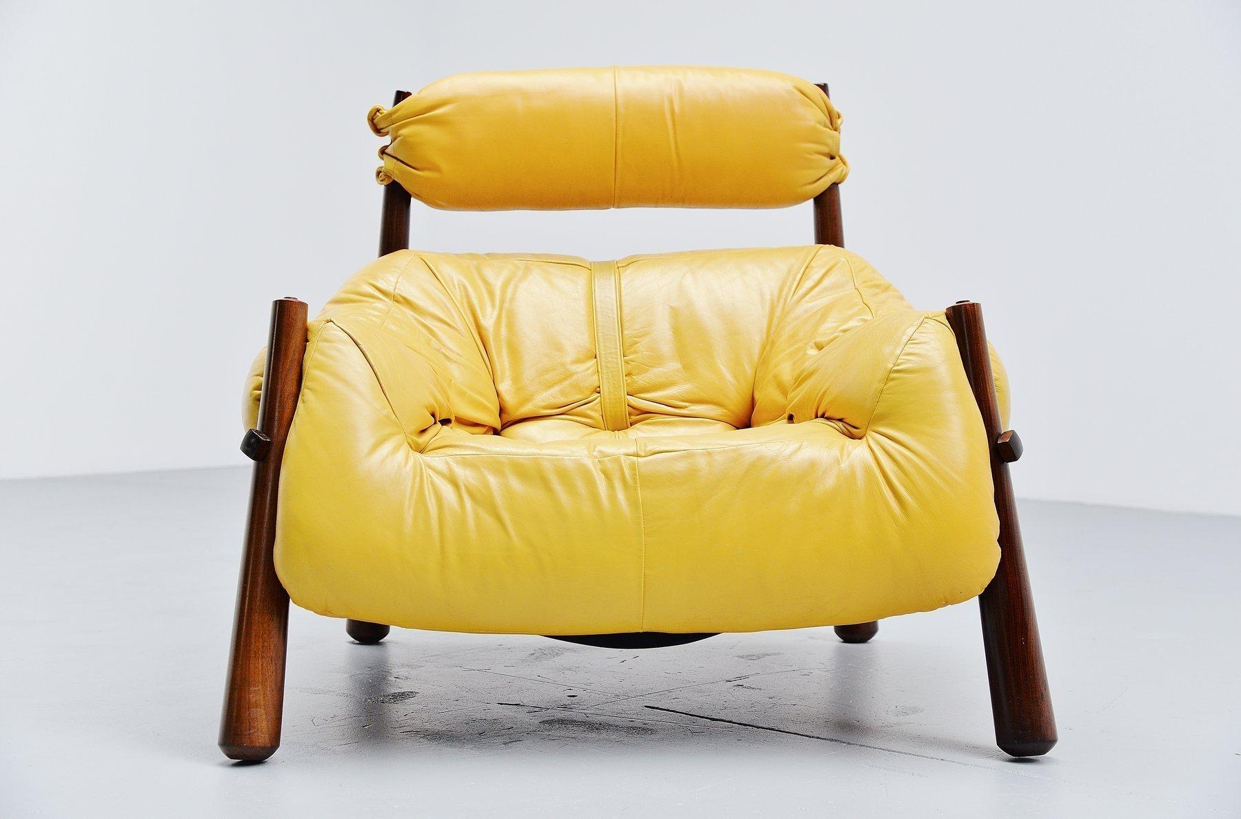Percival Lafer Lounge Chair Brazil 1958 Massmoderndesign