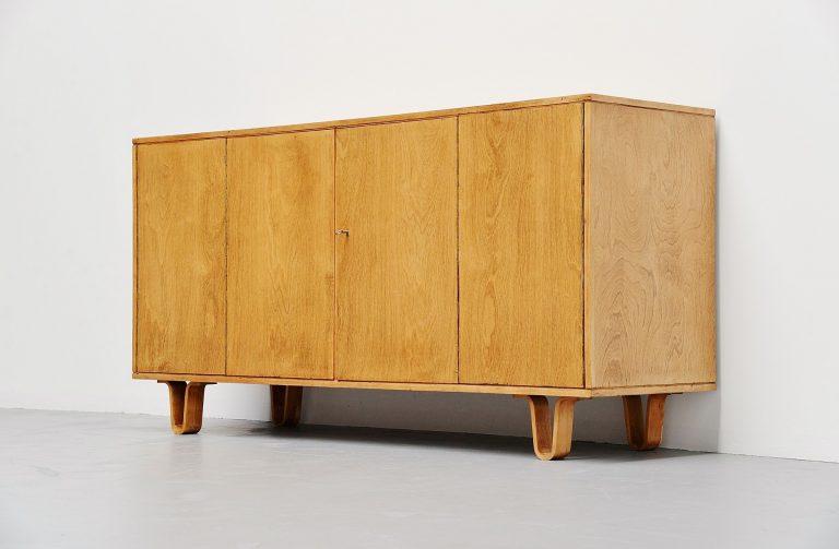 Pastoe sideboard DB02 by Cees Braakman 1952