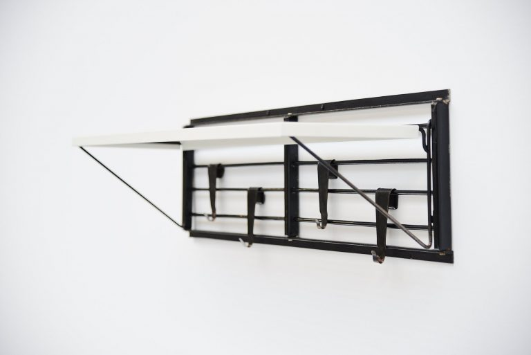 Pilastro coat rack by Tjerk Reijenga Holland 1960