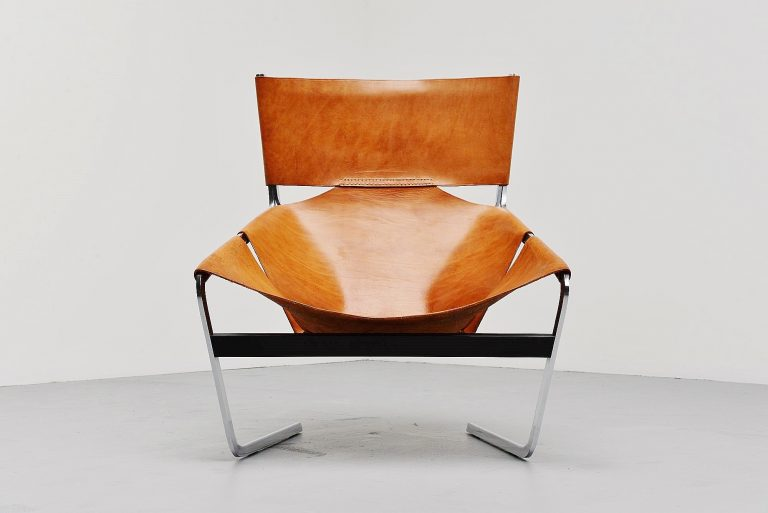 Pierre Paulin F444 lounge chair Artifort 1963