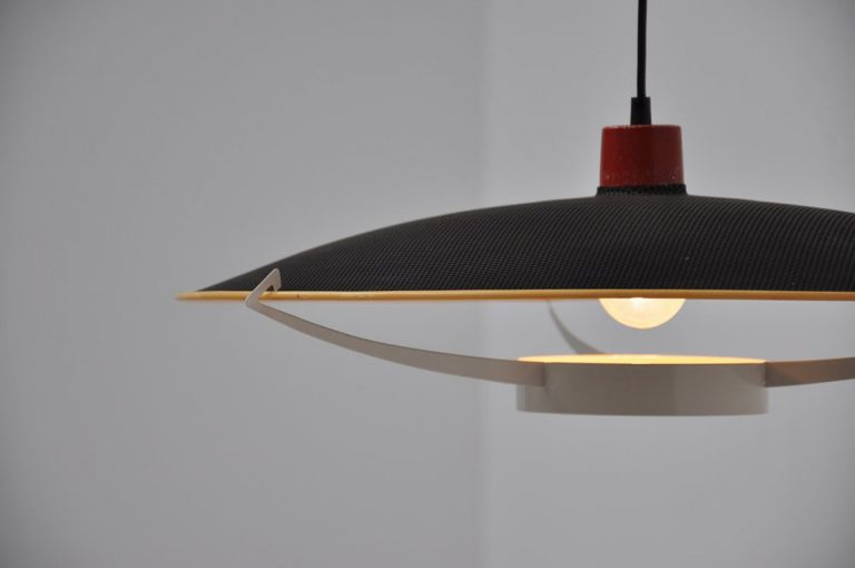 Louis Kalff Philips NB19 lamp 1950