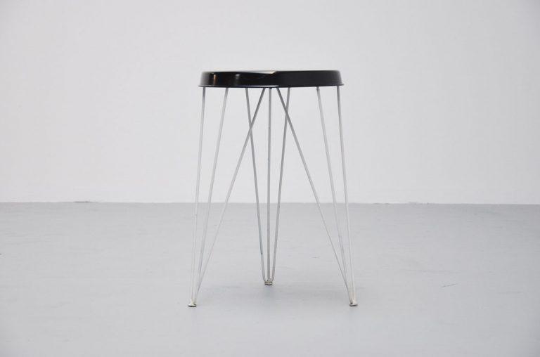 Pilastro industrial stool Tjerk Reijenga 1960