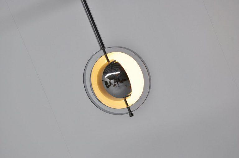 Raak Saturnus lamp 1970