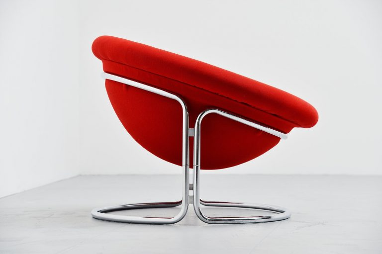 Luigi Colani lounge chair for Kusch & Co Germany 1968