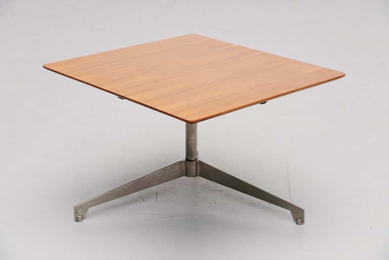 Osvaldo Borsani adjustable table Tecno Italy 1960