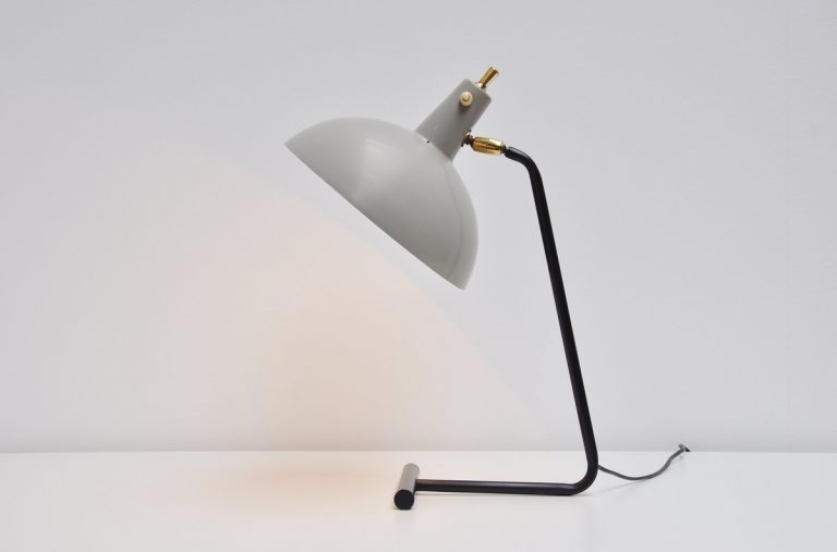 Anvia modernist desk lamp JJM Hoogervorst 1955