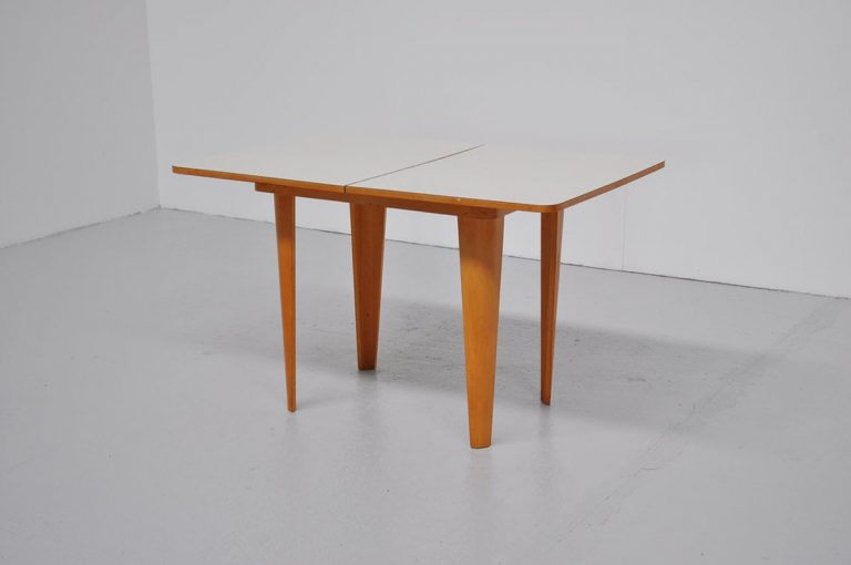 Cor Alons J.C. Jansen folding table 1948