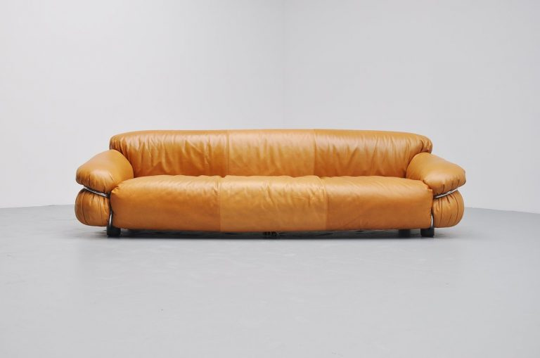 Gianfranco Frattini Sesann sofa for Cassina 1969