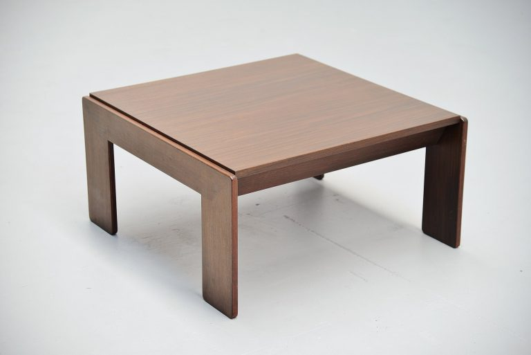 Afra e Tobia Scarpa Bastiano coffee table Gavina Italy 1968