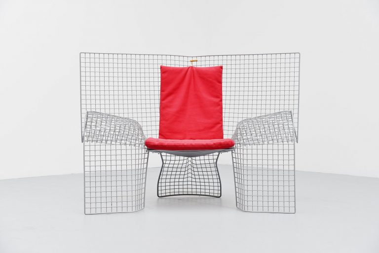 Volare chair by D'Urbino, Lomazzi e Mittermair for Zerodesigno 1992
