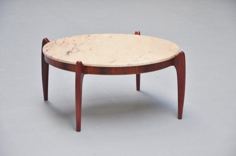 Percival Lafer coffee table Brazil 1960