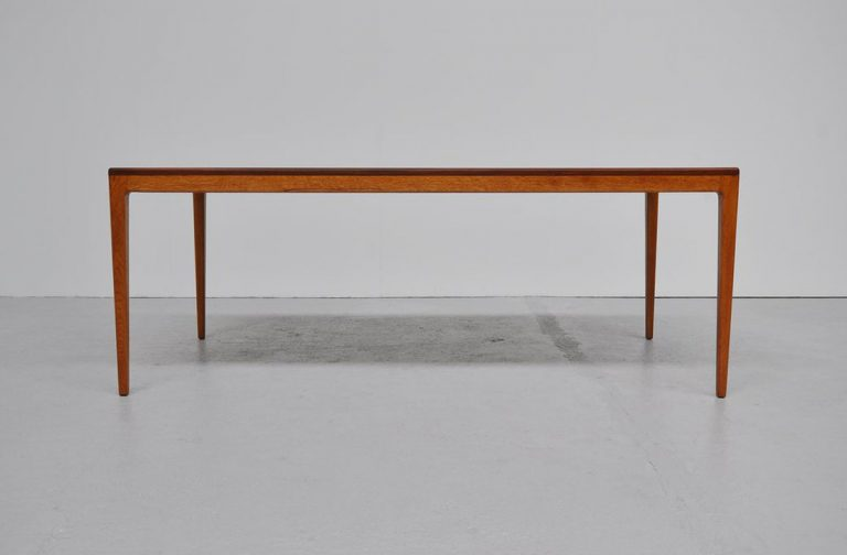 Dining table by Wilkhahn Hartmut Lohmeyer 1960