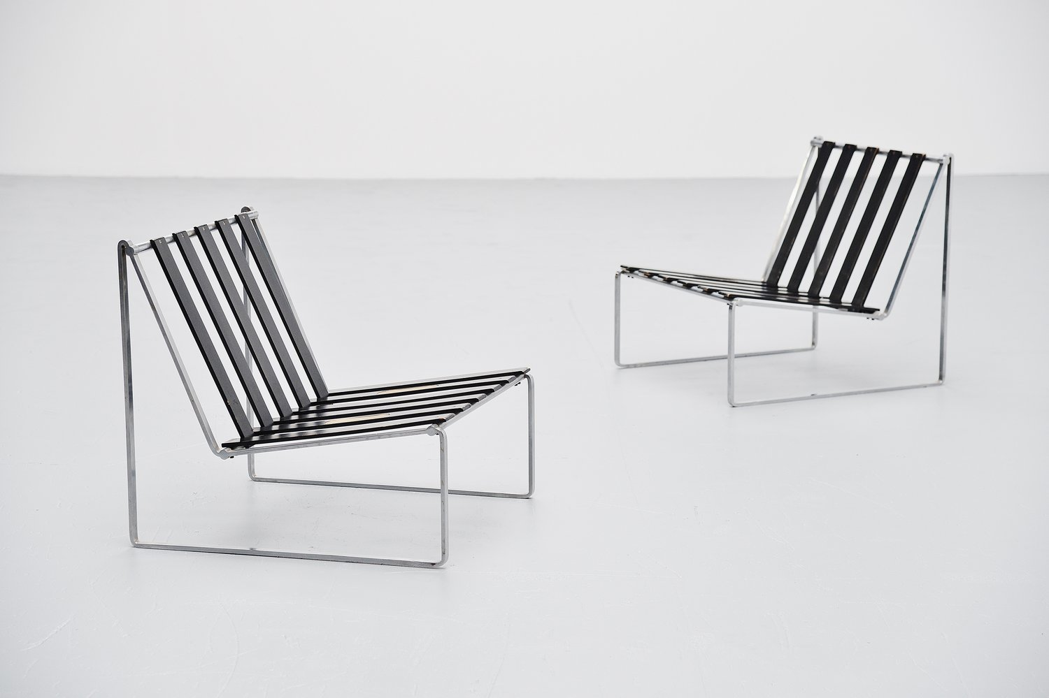 Kho Liang Ie 024 Lounge Chairs Artifort 1962