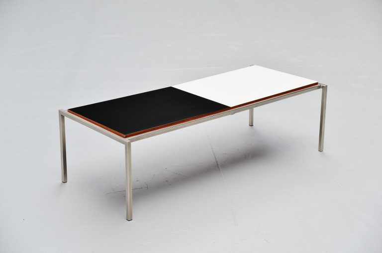 Modernist Gelderland coffee table by Rob Parry 1960