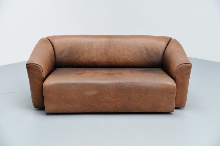 De Sede DS47 natural sofa Switzerland 1970