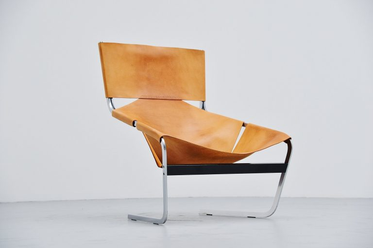 Pierre Paulin F444 lounge chair Artifort Holland 1963