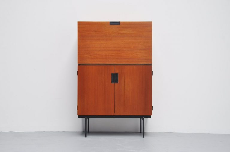 Pastoe writing desk CU07 by Cees Braakman 1958