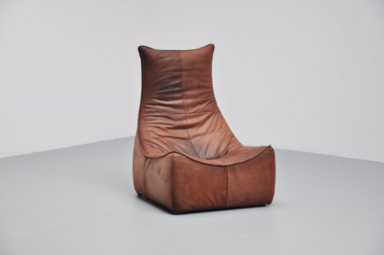 Gerard van den Berg Rock chair Montis 1970