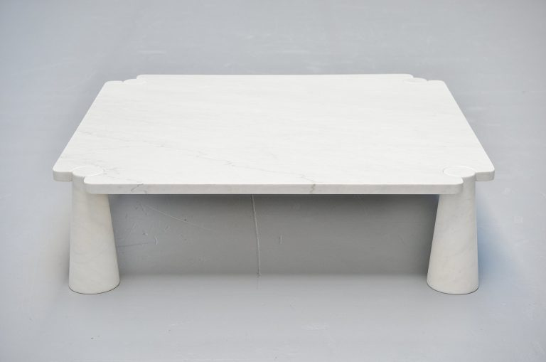 Angelo Mangiarotti Eros coffee table XXL Skipper Italy 1971