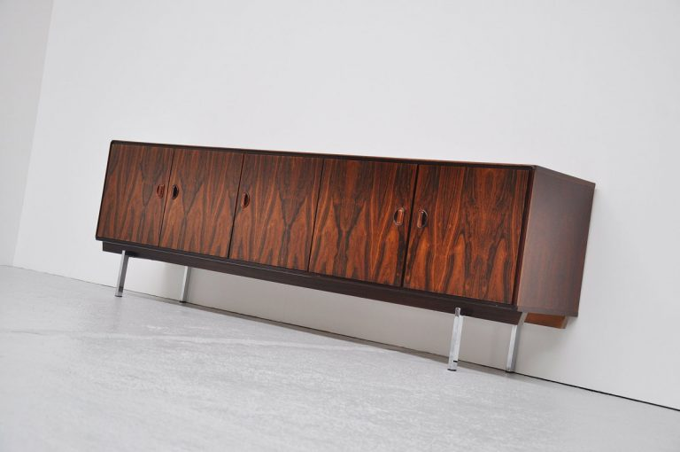 Fristho long sideboard in rosewood 1960