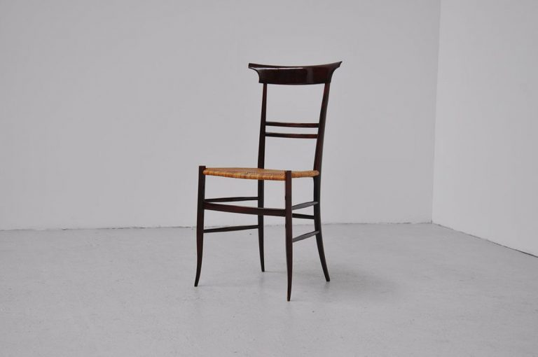 Gaetano Descalzi side chair 1950