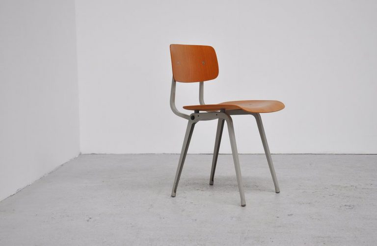 Friso Kramer Revolt chair 1958