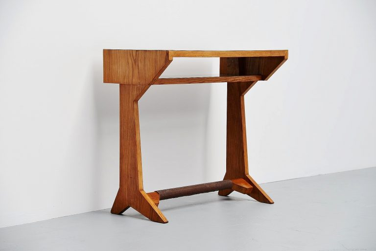 Ico Parisi writing table Italy 1950