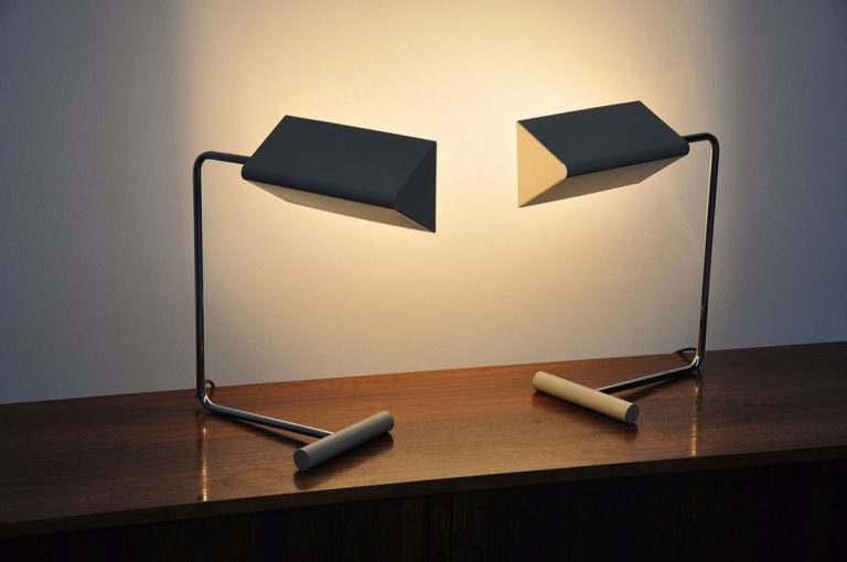 Anvia table lamps 1960