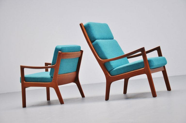 Ole Wanscher Senator easy chair France & Son 1951