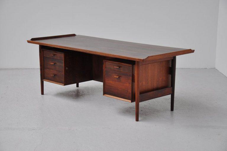 Arne Vodder conference desk sibast mobler 1960