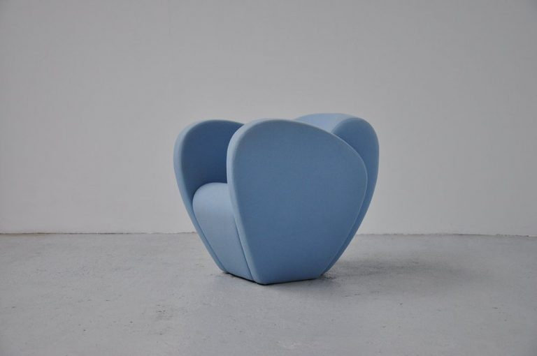 Ron Arad Size ten easy chair for Moroso 1994