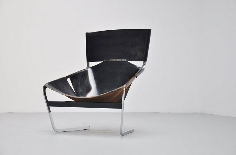 Pierre Paulin F444 lounge chair for Artifort 1963