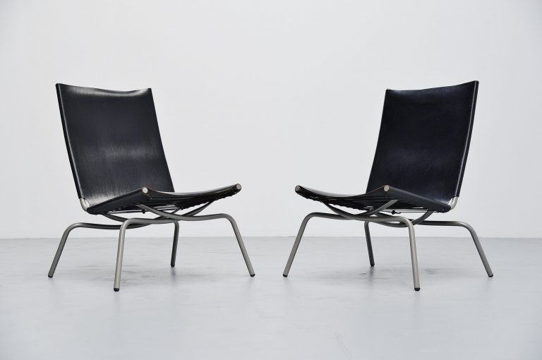 Fabiaan van Severen crossed legged chairs Belgium 1998