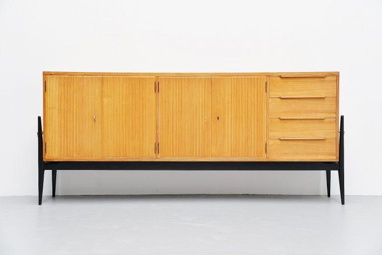 De coene sideboard Alfred hendrickx style Belgium 1950