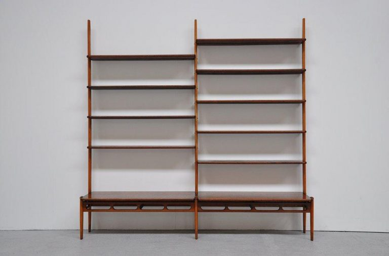 William Watting Scanflex bookcase 1950