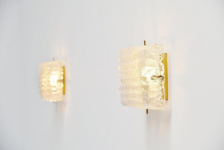 Kalmar ceiling or wall lamps Austria 1970