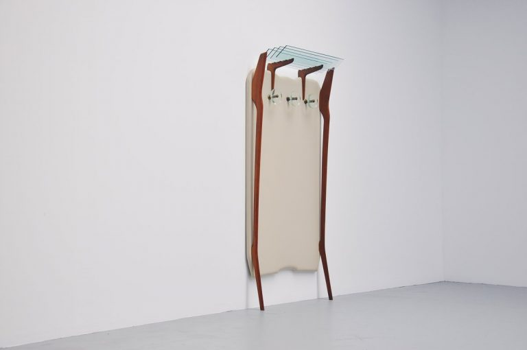 Ico Parisi attributed coat stand Italy 1950