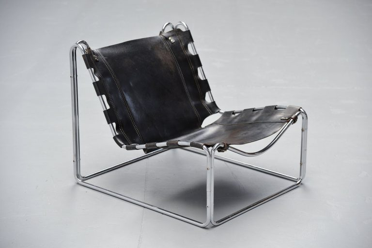 Pascal Mourgue Fabio lounge chair Steiner France 1970