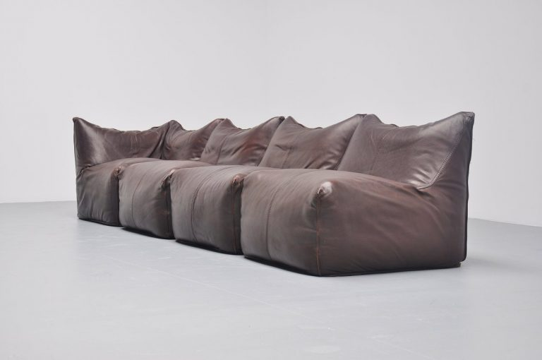 Mario Bellini Bambole element sofa B&B Italia 1973