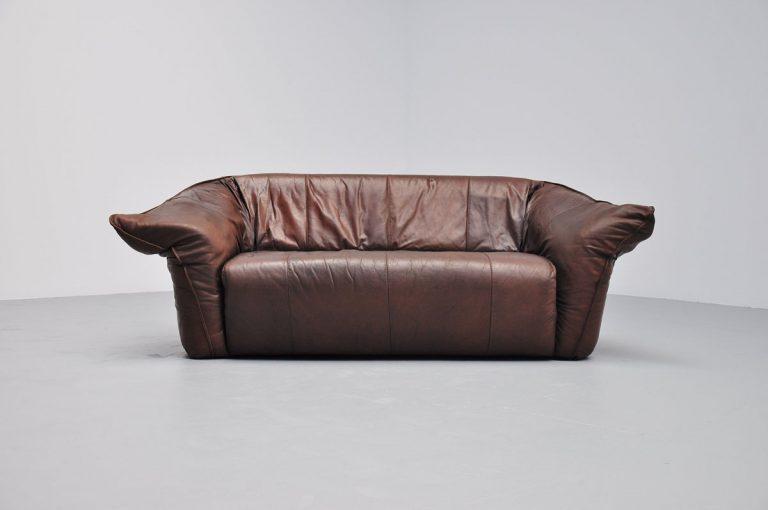 Gerard van den Berg buffalo sofa montis 1972