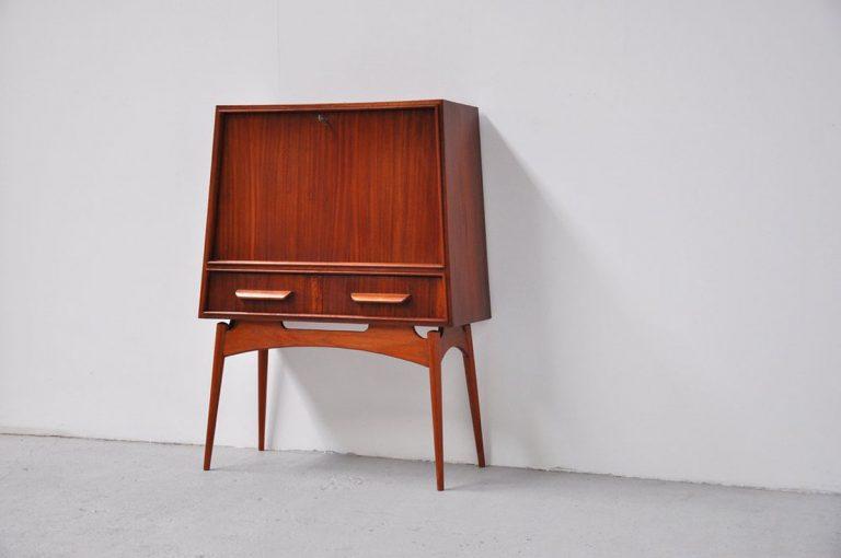 Teak Danish folding desk 1960